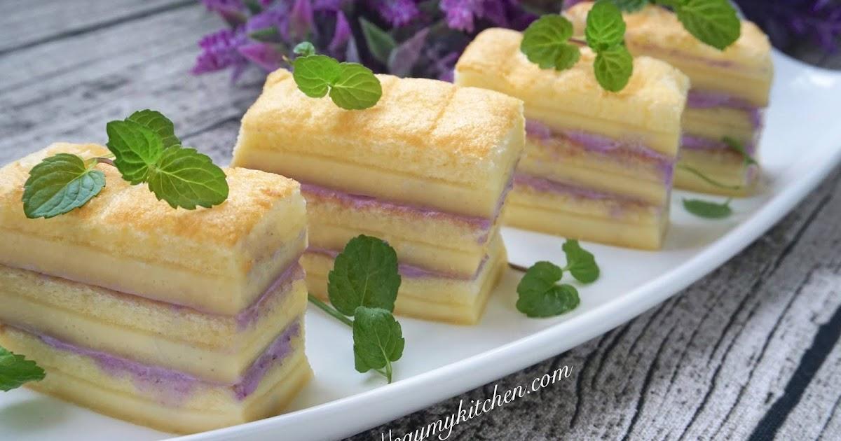 Japanese Layered Cake Recipe: Say My Kitchen: Layered Japanese Cotton Soft Cake 另类日式棉花蛋糕