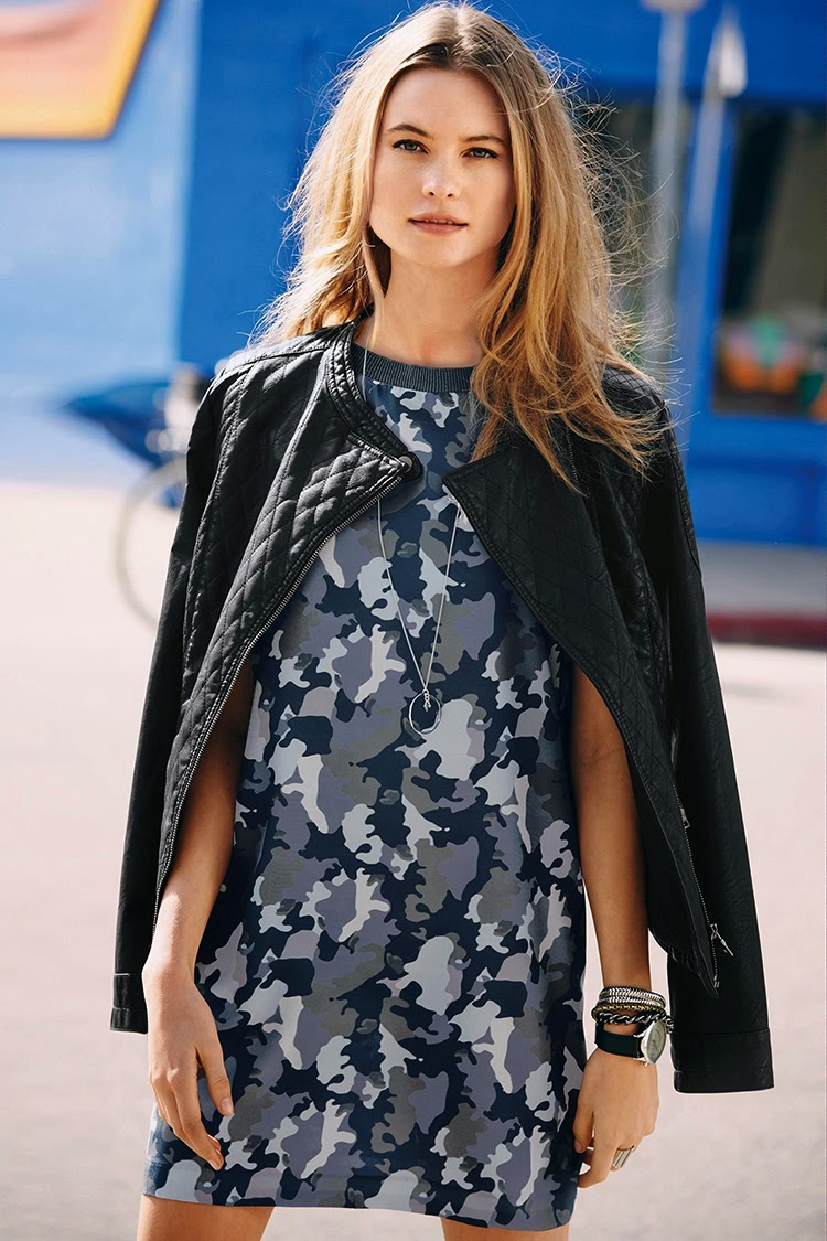 Behati Prinsloo Shows Elegant and Chic Designs From The