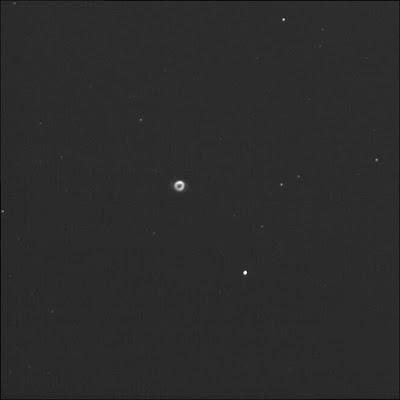 planetary nebula NGC 6369 in ionised oxygen