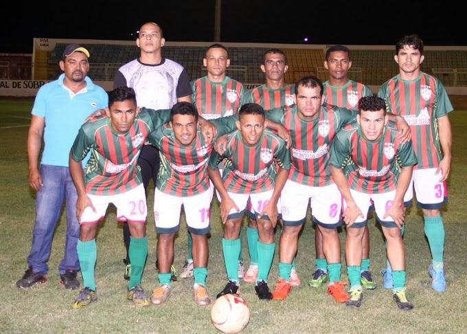 Final da XVII Copa Sobral de Futebol de 2017