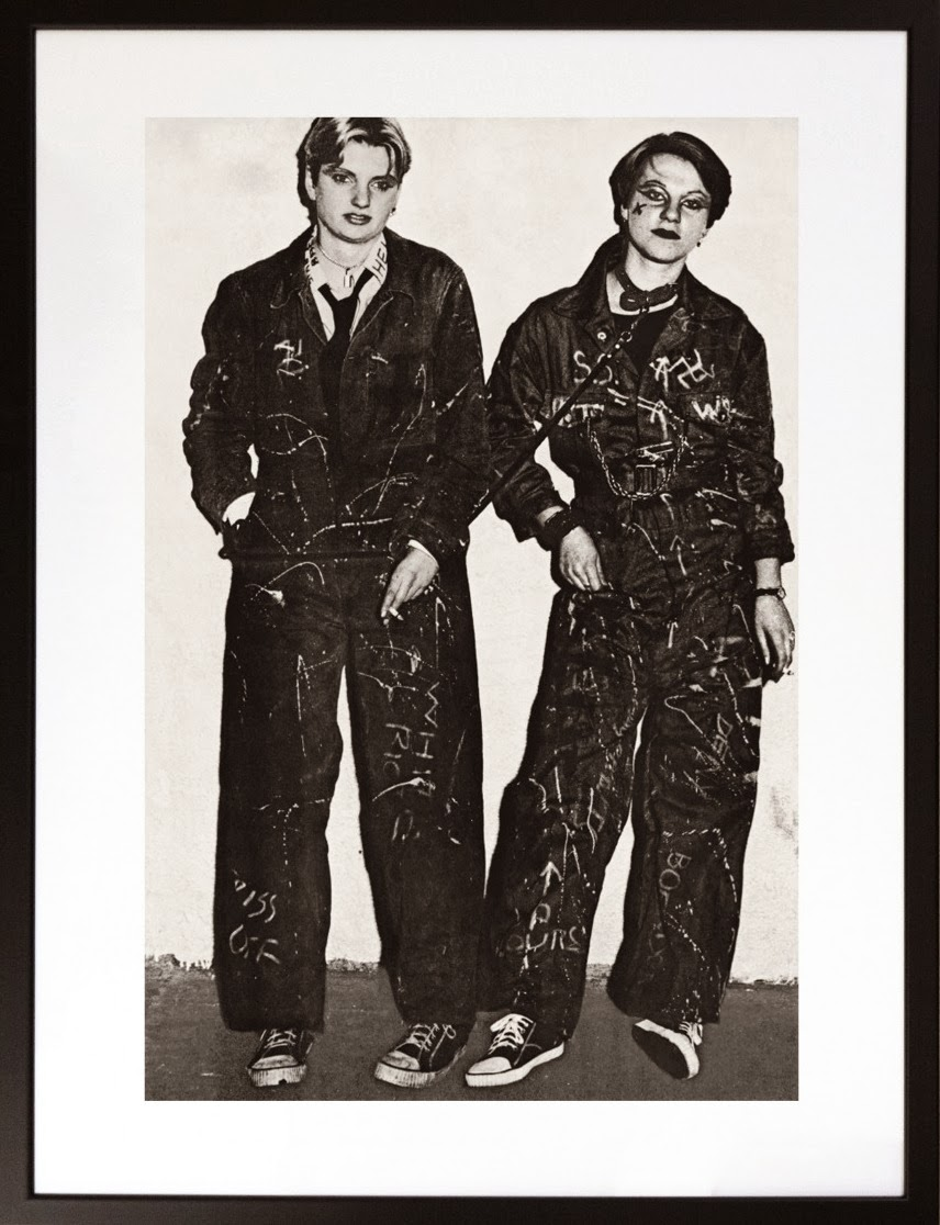 The Photography of Punk. Punks in London. Ku Khanh