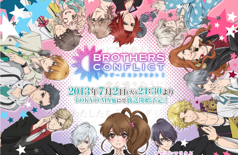 brother conflict manga final - 420 best Brothers Conflict images on Pinterest  Brothers conflict, Anime boys and Anime couples Manga Art Style