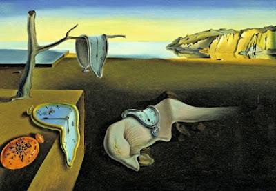 The Persistence of Memory oleh Salvador Dali