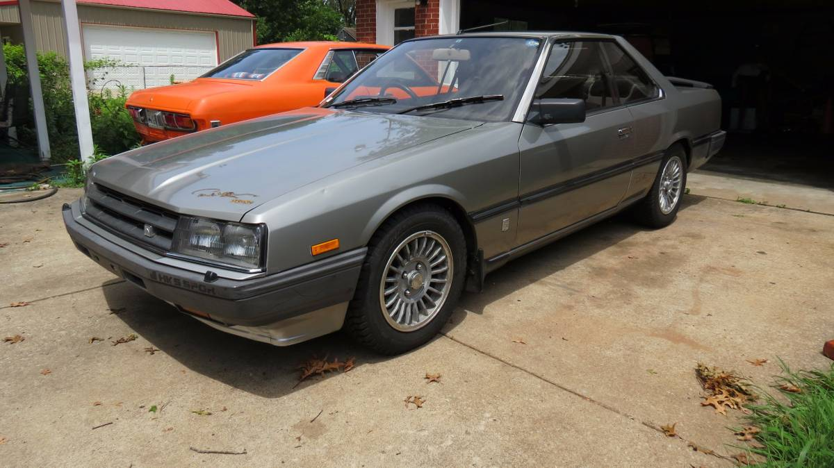 Daily Turismo: Never Pay Parking Meter Again: 1985 Nissan ...