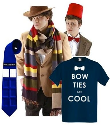 Doctor Who Apparel!