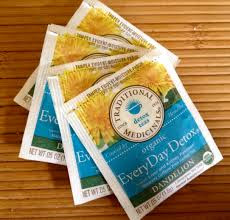 traditional medicinals detox tea reviews