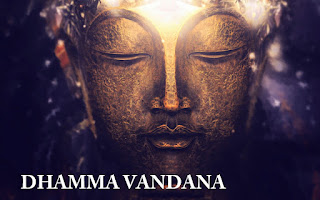 Dhamma vandana and its meaning