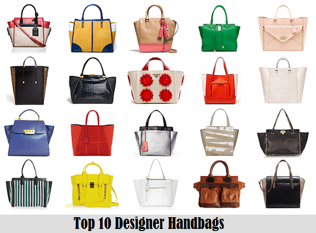 Whether Purchased Online Or From Traditional Retail S Pers Who Are Serious About Finding The Best Designer Handbag Should Be Aware Of Top 10