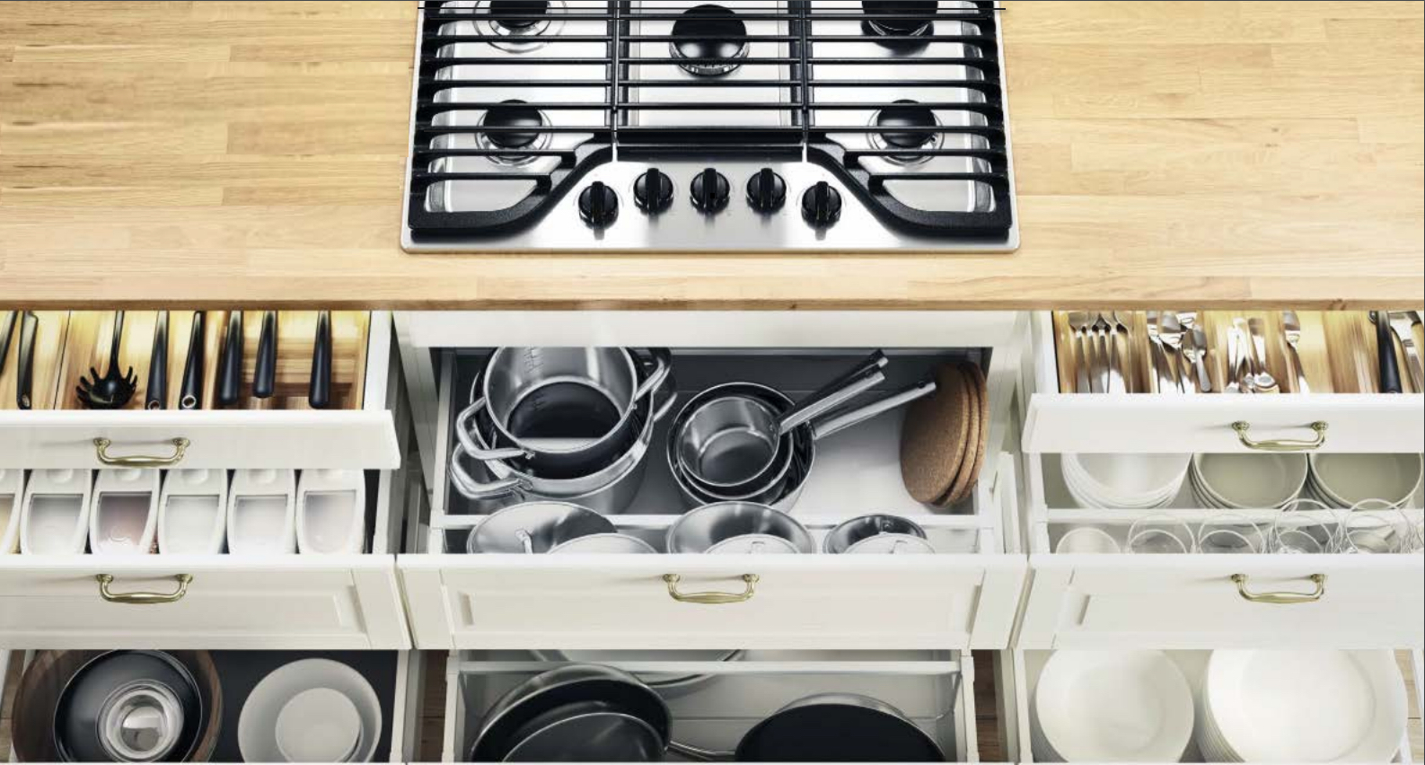 Renov8or Ikea Kitchens Planning Your Sektion Cabinet Organizers