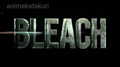 Bleach live action movie
