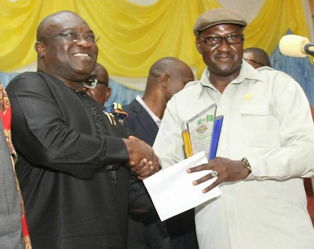 Abia State - Governor Ikpeazu