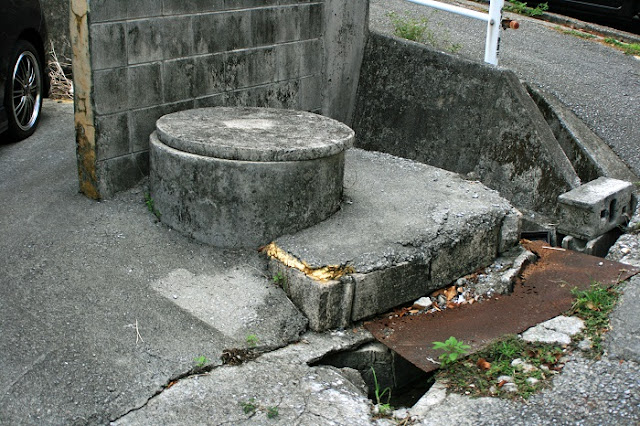 字小禄のカー(井戸跡)の写真