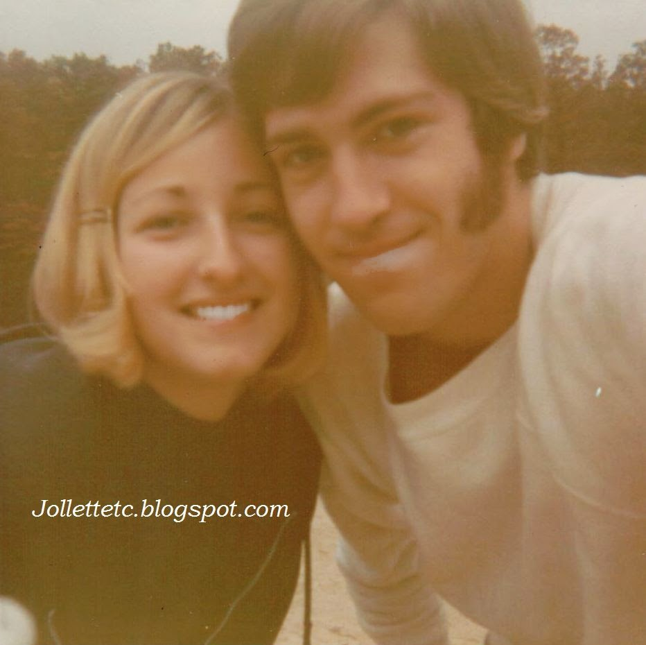 Wendy and Barry Oct 1971