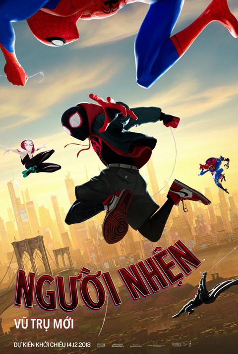 Người Nhện : Vũ Trụ Mới - Spider-Man: Into the Spider-Verse (2018)