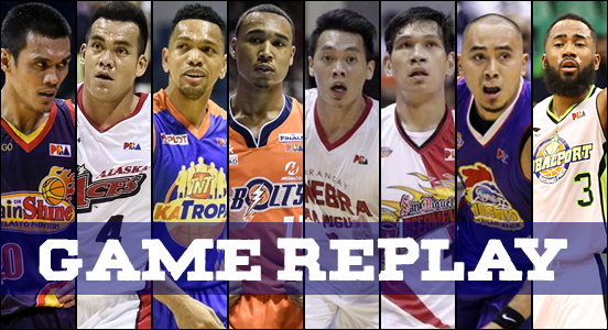 Video Playlist: Alaska vs Magnolia game replay July 10, 2018 PBA Commissioner's Cup