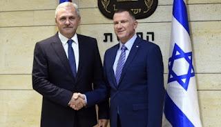 Dragnea - Intalnirile de taina ale lui Dragnea cu agentii rusi in Israel. Arestarile lui Steinmetz si Silberstein au legatura indirecta cu raderea mustatii smecherasului din Teleorman 2