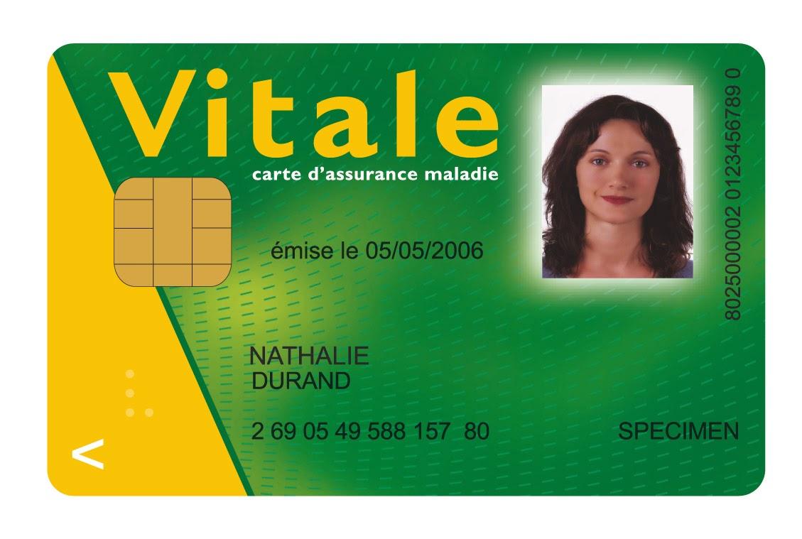 Ani assurance santé mutuelle carte  vitale