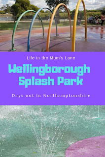 Wellingborough Splash Park