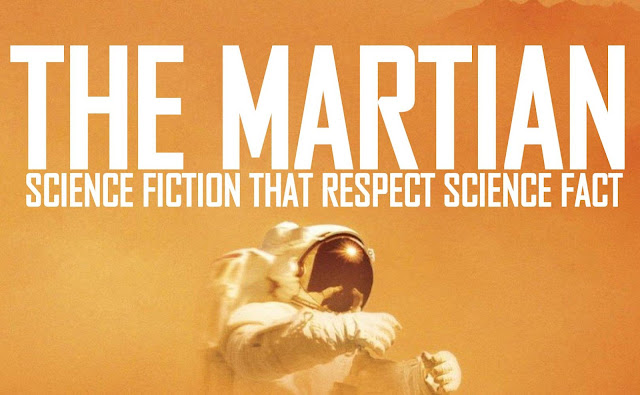 "OPINION | ""The Martian"", The Movie Review : Science Fiction that Respects Sience Fact by Helen Maynard-Casely"