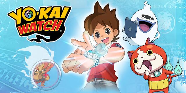 Selecta Visión lanzará Yo-Kai Watch en DVD