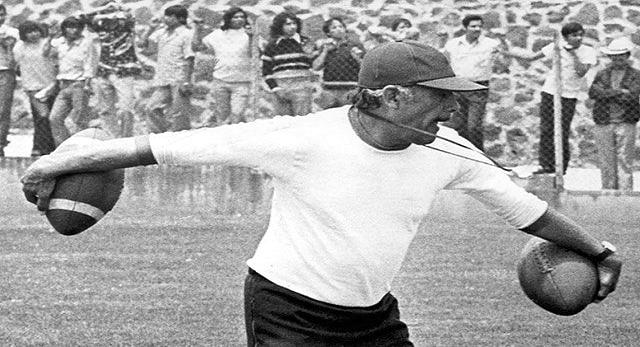 El Entrenador : Ignacio Trelles Campos, un histórico del futbol