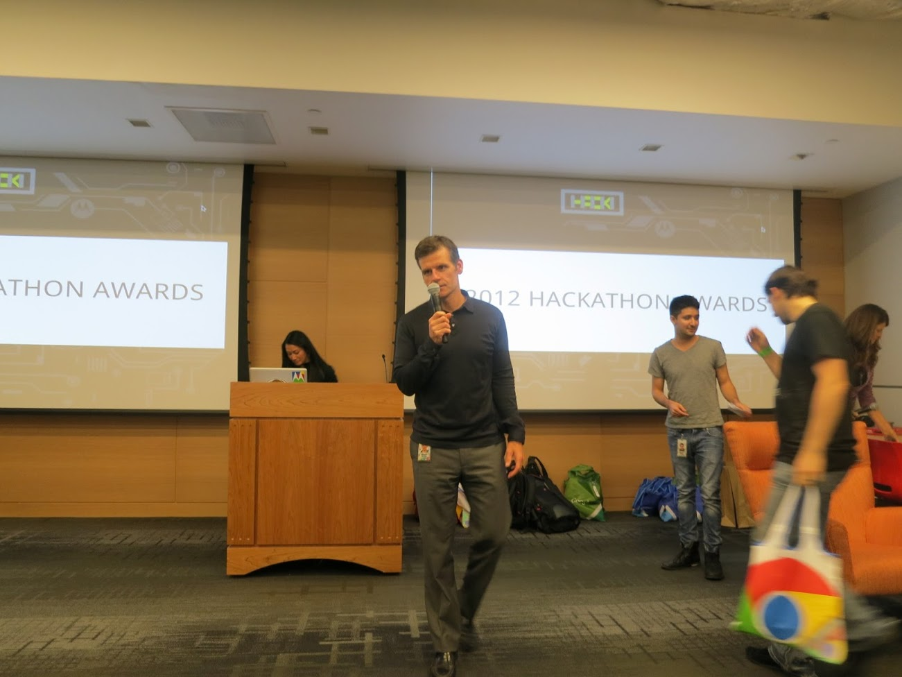 Motorola Hackathon Unites   motorolacareers