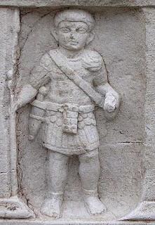 Antiguo marino romano