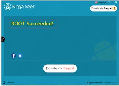 Cara Root Oppo Joy R1001 Dengan Kingo ROOT
