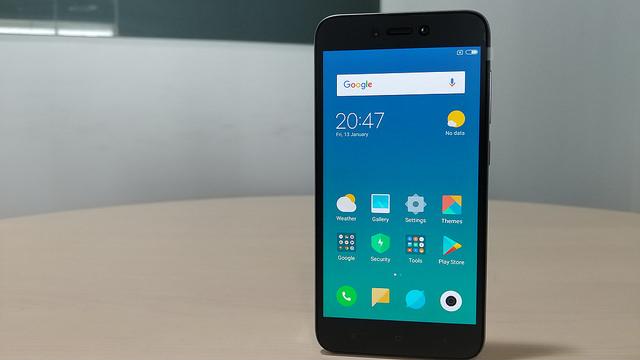 Wow !, Harga Xiaomi 5A Dibawah 1 Juta Spesifikasi RAM 2GB Internal 16GB Kamera 13MP Dan 5MP Baterai 3.000mAh
