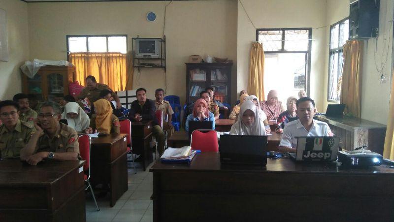 BKPSDM  Lampung Barat Programkan SIP Online