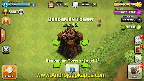 clash of clans unlimited troops hack download apk