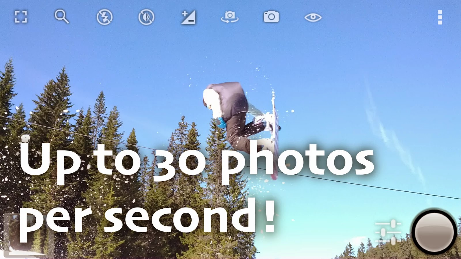 Fast Burst Camera v6.1.4 Patched