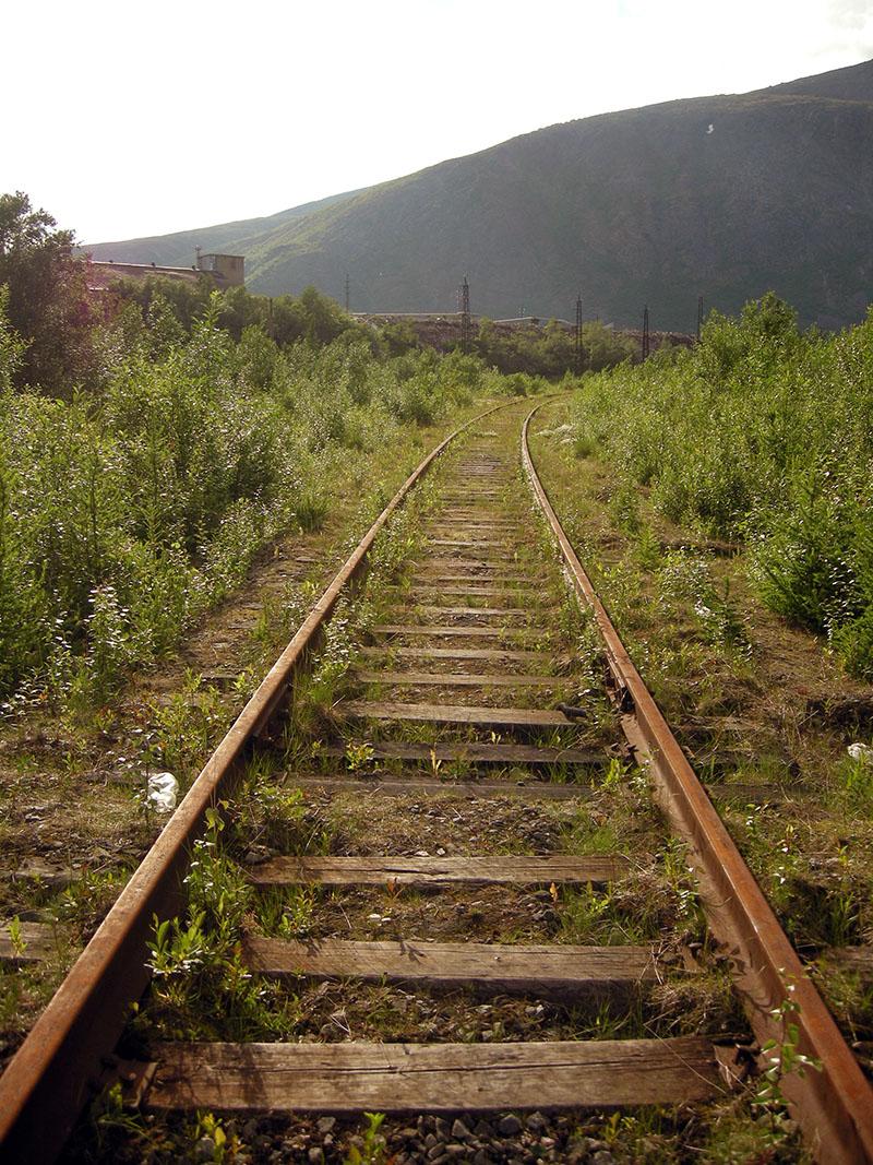 кировск железная дорога