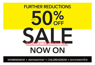 Debenhams Sale Further Reductions