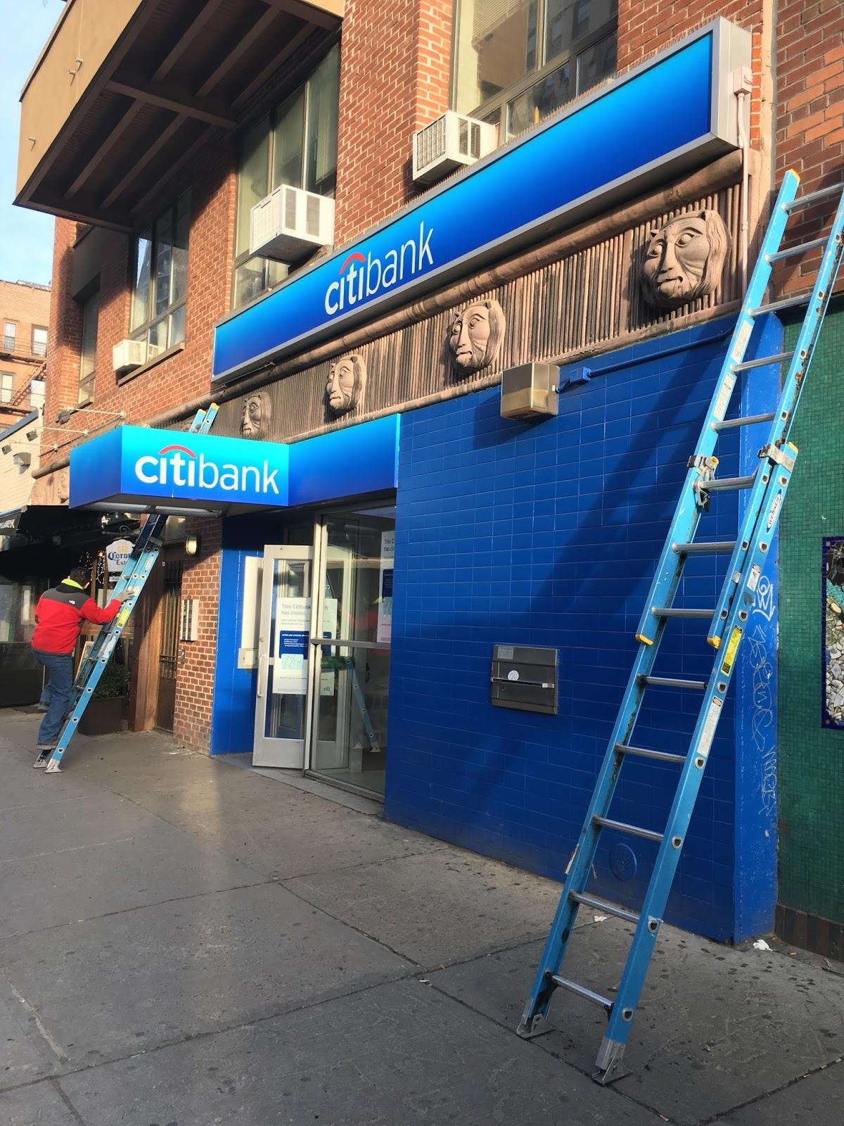 Ev Grieve  50 Avenue A Is No Longer A Citibank Branch