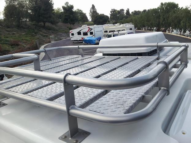 Motorhome Roof Rack With Simple Styles In Australia ...