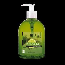 FM Group B02 Fresh Woody Soap