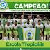 Escola Tropicália vence a 4ª Copa Blog Casa Nova Esportiva de Futsal