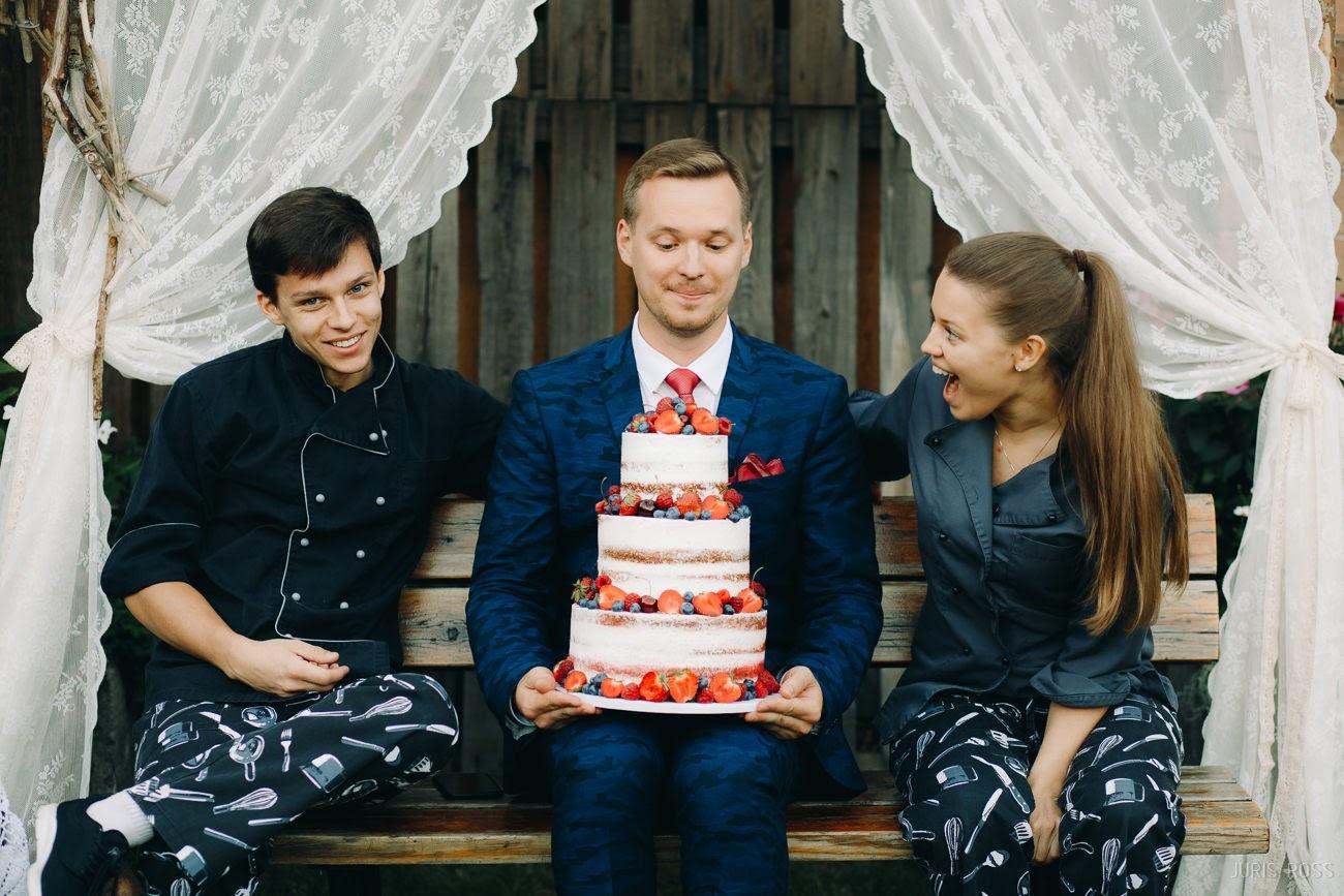 kāzu torte свадебный торт