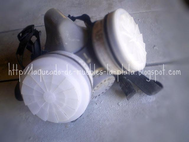 Protección respiratoria respirador o mascara