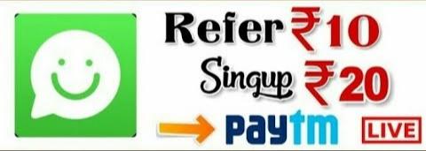 VClip App Loot– Get ₹20 on Signup & ₹10 Per Referral (Paytm Cash)