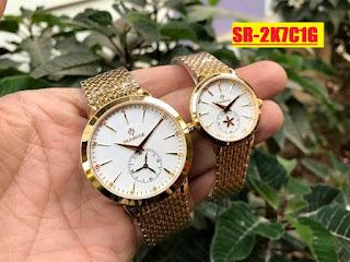 Đồng hồ cặp đôi Sunrise 2K7C1G
