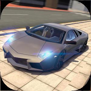 تحميل لعبه محاكاه قيادة السياره للاندرويد مجانا Download  Extreme Car Driving Simulator free
