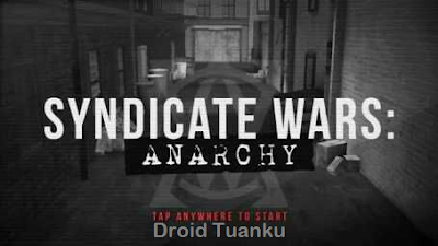 Game Syndicate City Anarchy Apk + Data