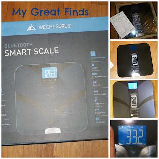 Mygreatfinds Weight Gurus Bluetooth Smart Connected Body