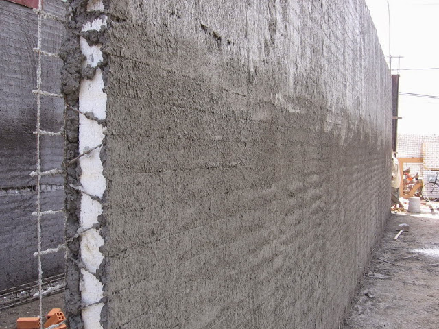 Tường ngăn bằng panel 3d beton