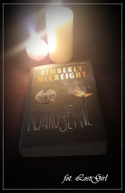 """""""Rozproszenie"""" Kimberly McCreight [OUTLIERSI #2]"""