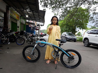 Sepeda Lipat United Pact