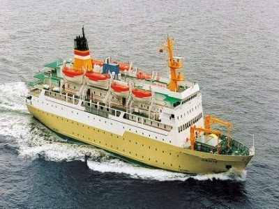 Informasi Jadwal Kapal Pelni KM Binaiya Februari 2015