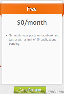Schedule Your Facebook Status